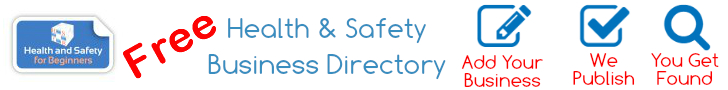 Health and Safety for Beginners Directory