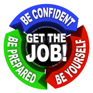 Get the job graphic