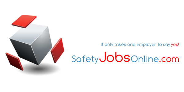 Safety Jobs Online logo - it only takes one employer to say yes!